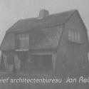 Huizen, in Thames (1917).jpg
